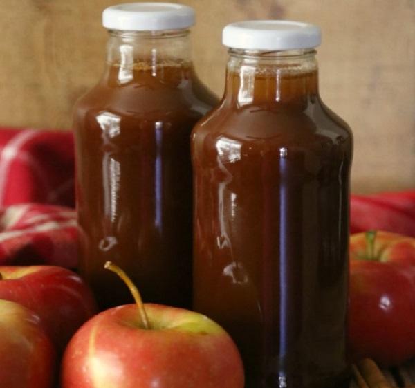 خرید شیره سیب بسته بندی شده